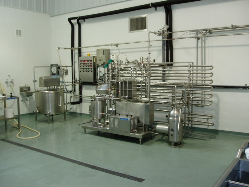 <?php echo #HTST Pasteurizers ?>