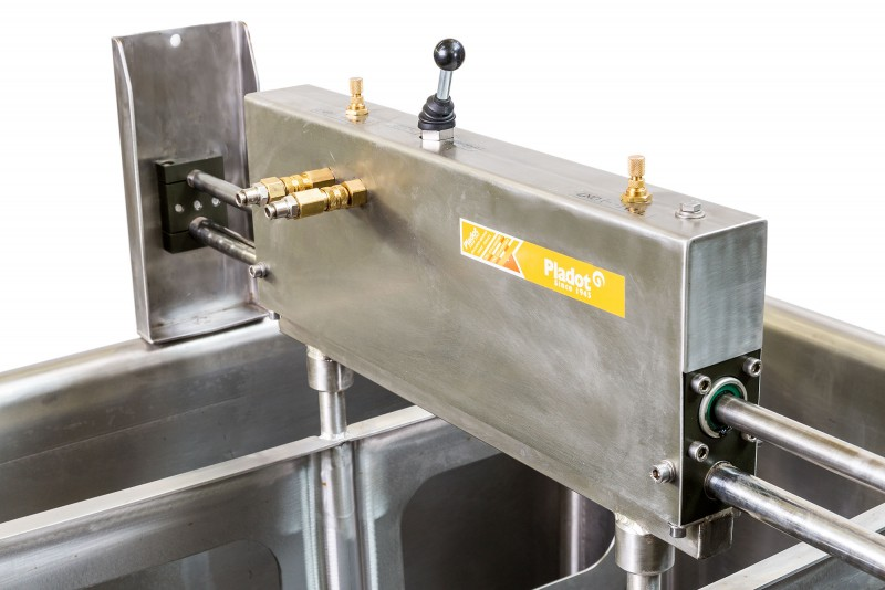 <?php echo #Cheese Vat with Pneumatic Stirrer ?>